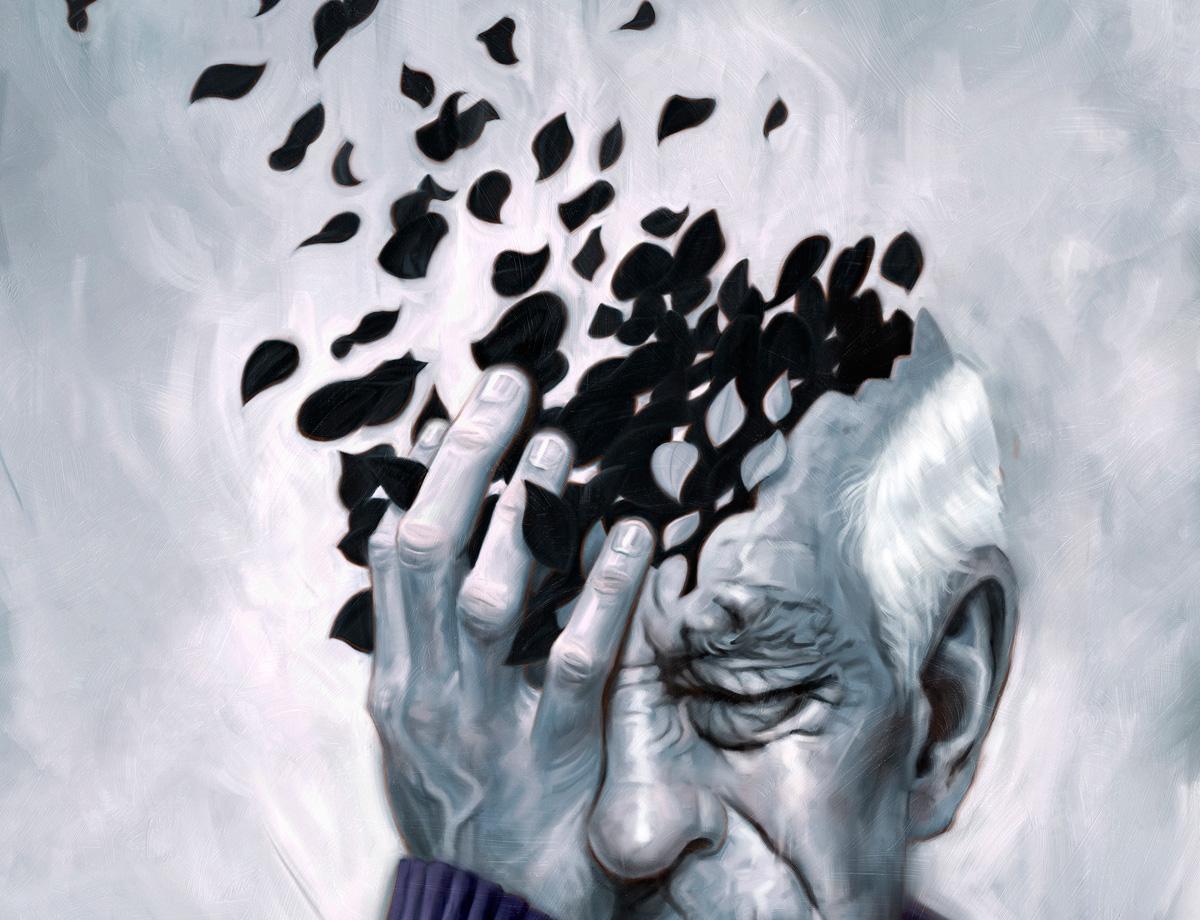 Деменция: симптомы у пожилых, лечение