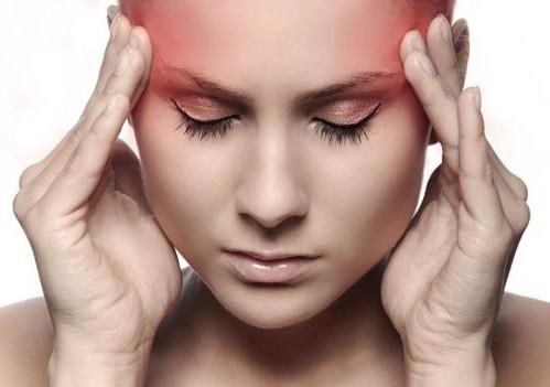 Мигрень боль в висках