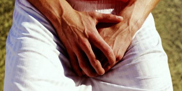 Тянет в паху слева у мужчин причины