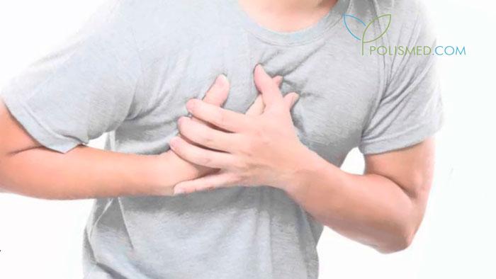 Первая помощь при признаках инфаркта