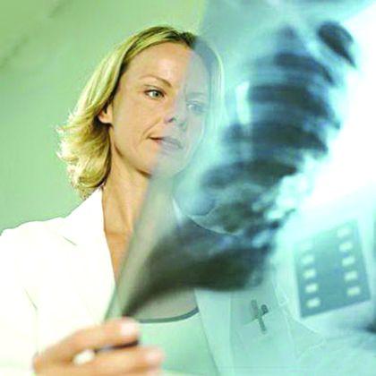 Как выглядит туберкулез легких на снимке рентгена