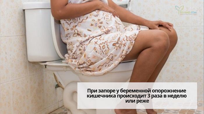 polismed.com, запоры, во, время, беременности