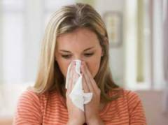 аллергия во